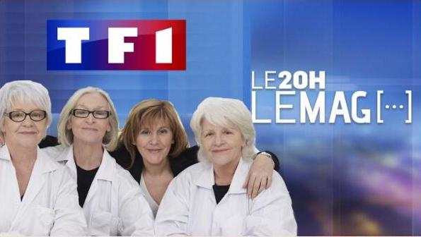 TF1 Le 20H Le Mag the 18th of july 2019